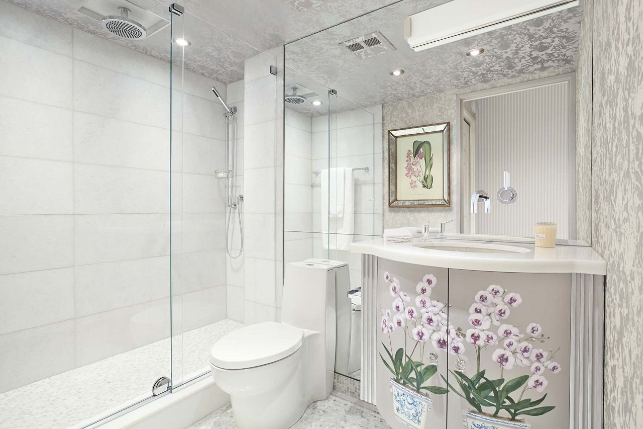 Nkba nkba ontario for Award winning bathroom designs