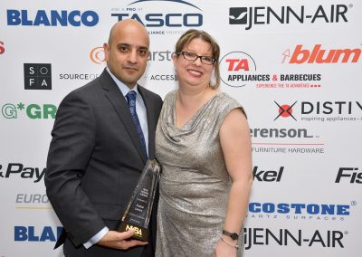 Award Kitchens Compact presented by Insinkerator- Heather Ferris